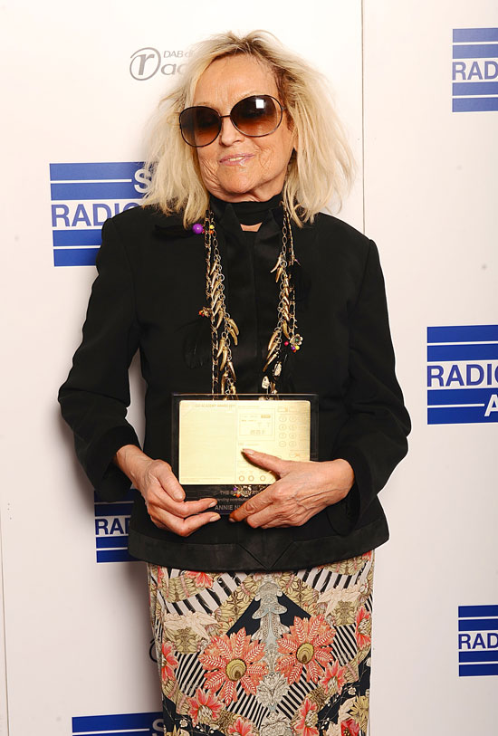 Awards | Maria Williams